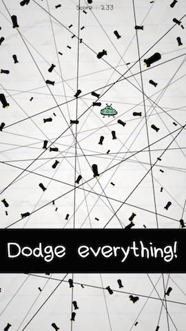 No Humanity Screenshot 3 - Dodge everything