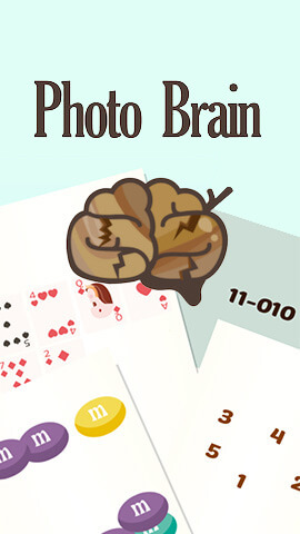 Photo Brain | Photographic memory game on iOS and Android